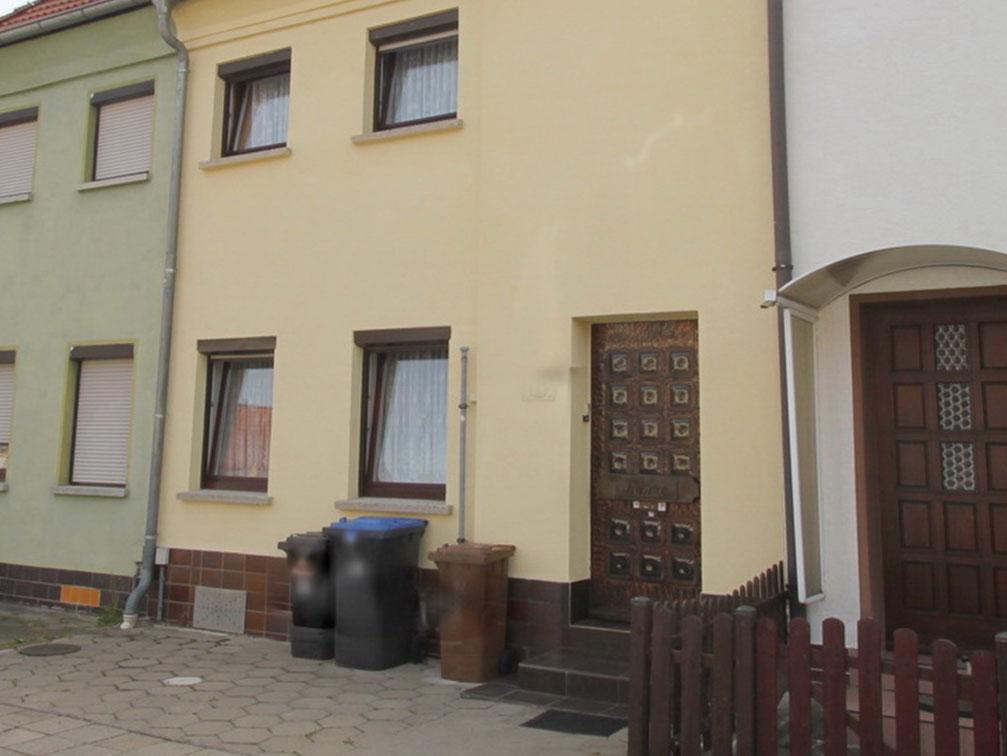 Eigenheim in Bitterfeld