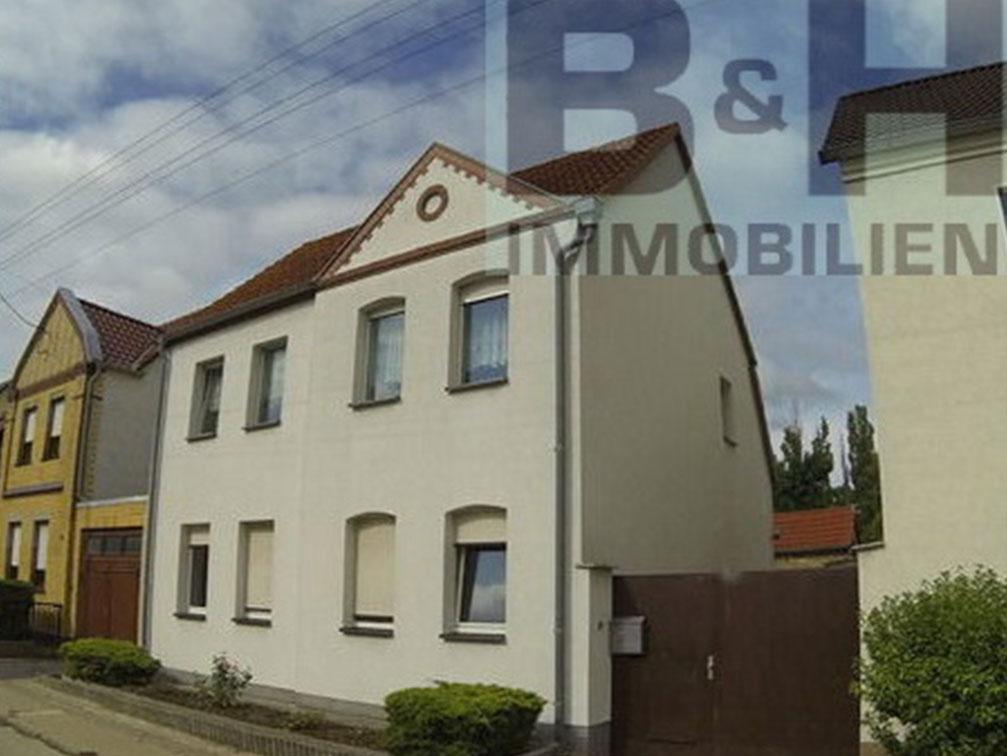 Eigenheim in Holzweissig