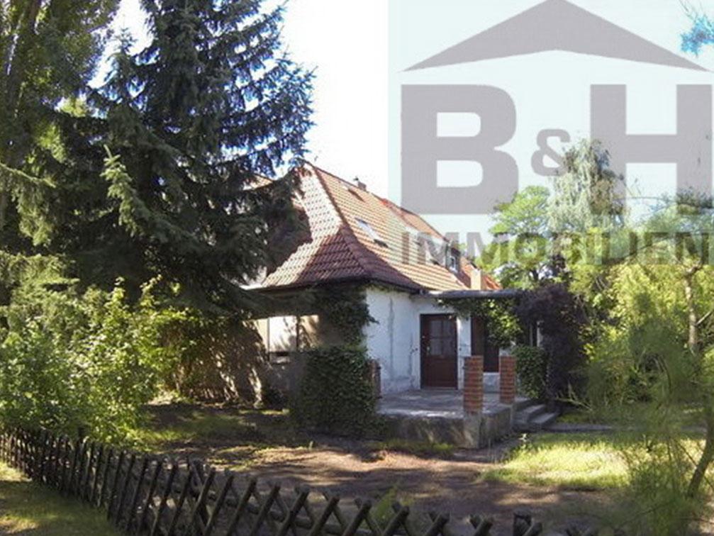 Eigenheim in Zschornewitz