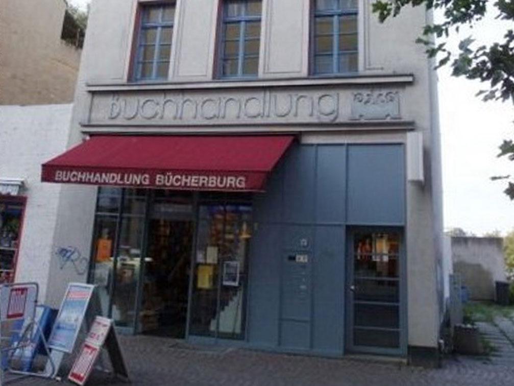 Verkauf einer Ladeneinheit in Bitterfeld