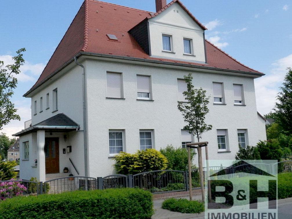 Zweifamilienhaus in Bitterfeld